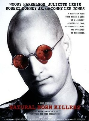 Poster of Natural Born Killers