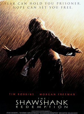Poster of The Shawshank Redemption