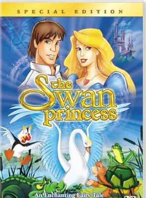 Poster of The Swan Princess