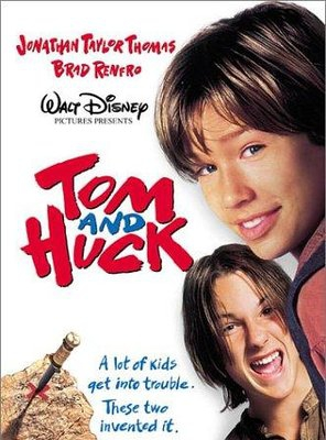 Poster of Tom and Huck
