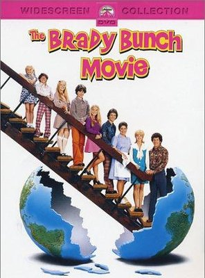 Poster of The Brady Bunch Movie