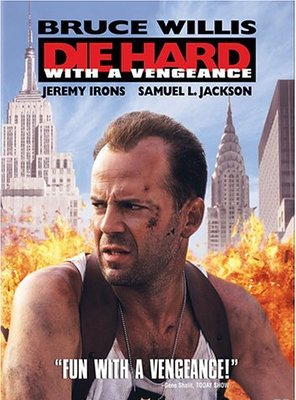 Poster of Die Hard: With a Vengeance