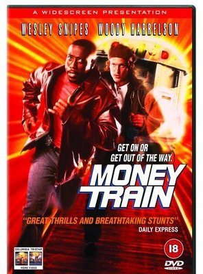 Poster of Money Train