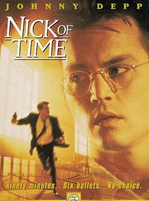 Poster of Nick of Time