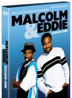 Poster of Malcolm & Eddie