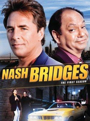Poster of Nash Bridges
