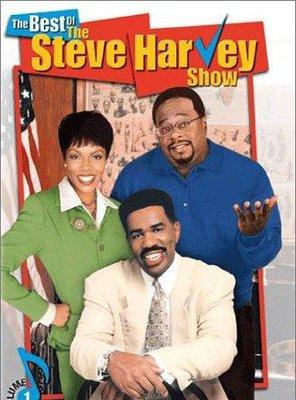 Poster of The Steve Harvey Show