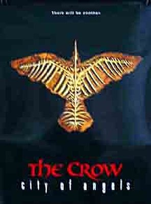 Poster of The Crow: City of Angels