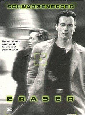 Poster of Eraser