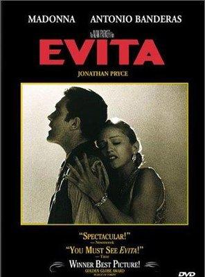 Poster of Evita
