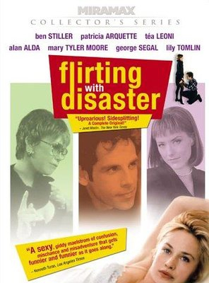 Poster of Flirting with Disaster