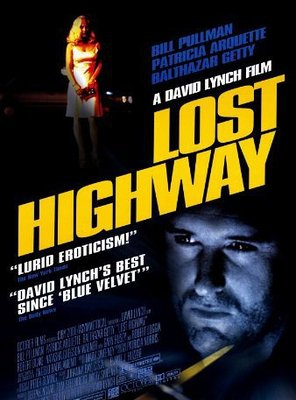 Poster of Lost Highway