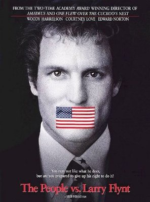 Poster of The People vs. Larry Flynt