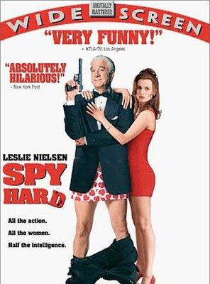 Poster of Spy Hard