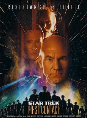 Poster of Star Trek: First Contact