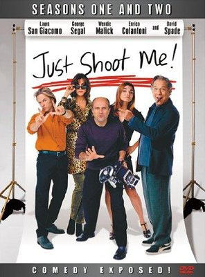 Poster of Just Shoot Me!