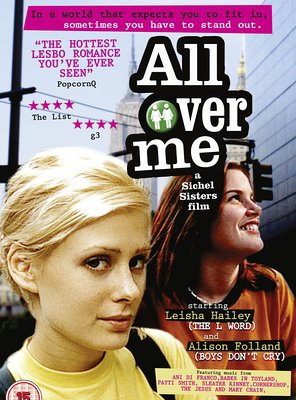 Poster of All Over Me