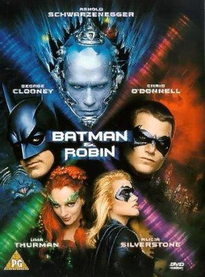 Poster of Batman & Robin