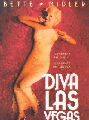 Poster of Bette Midler in Concert: Diva Las Vegas