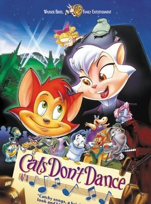 Poster of Cats Don't Dance