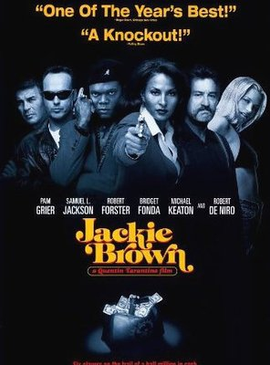 Poster of Jackie Brown