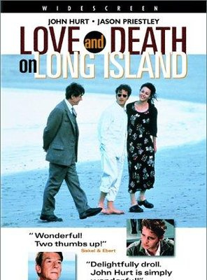 Poster of Love and Death on Long Island