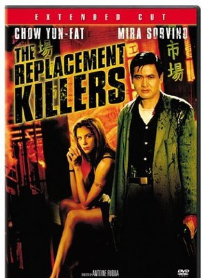 Poster of The Replacement Killers