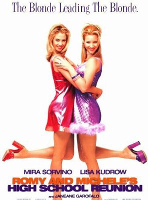 Poster of Romy and Michele's High School Reunion