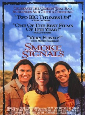 Poster of Smoke Signals