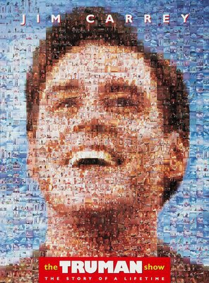 Poster of The Truman Show