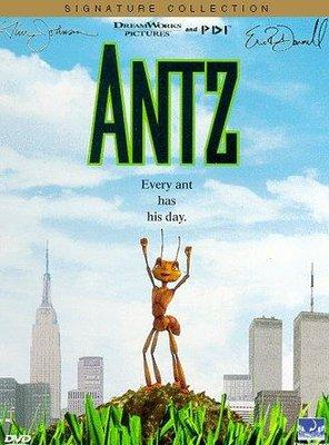 Poster of Antz