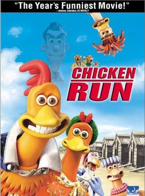 Poster of Chicken Run