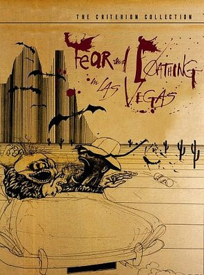 Poster of Fear and Loathing in Las Vegas