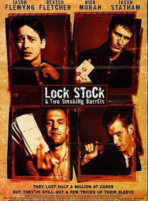Poster of Lock, Stock and Two Smoking Barrels