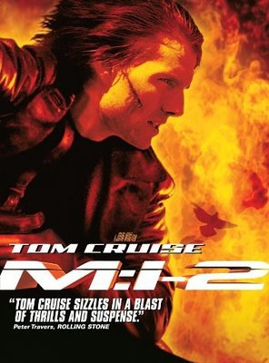 Poster of Mission: Impossible II