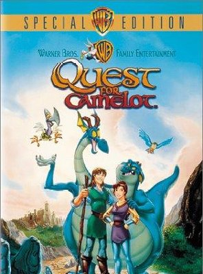 Poster of Quest for Camelot