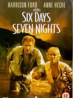 Poster of Six Days Seven Nights