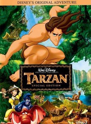 Poster of Tarzan