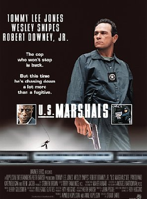 Poster of U.S. Marshals