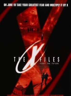 Poster of The X Files