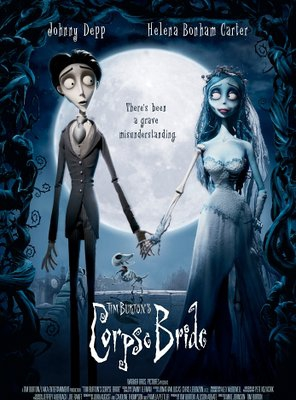 Poster of Corpse Bride