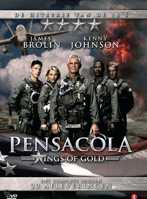 Poster of Pensacola: Wings of Gold