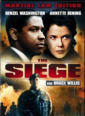 Poster of The Siege