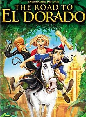 Poster of The Road to El Dorado