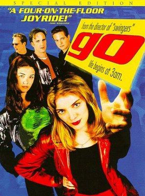 Poster of Go