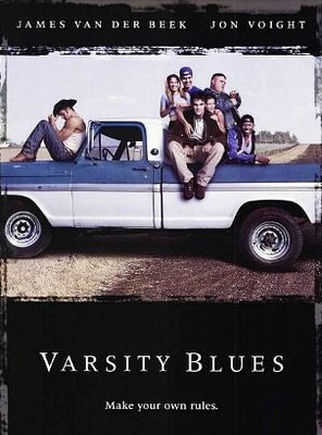 Poster of Varsity Blues