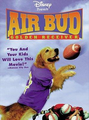 Poster of Air Bud: Golden Receiver