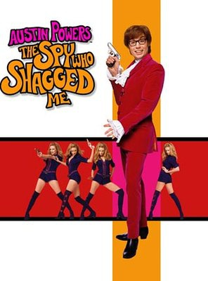 Poster of Austin Powers: The Spy Who Shagged Me