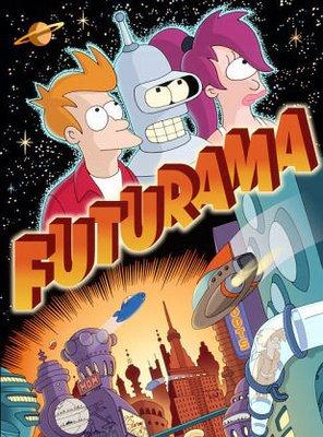 Poster of Futurama