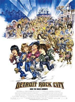 Poster of Detroit Rock City